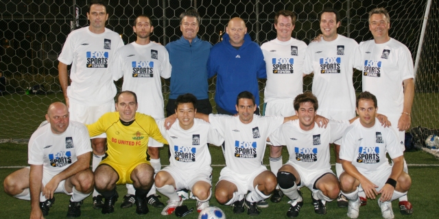Sunset Old Boys 2009 Champs