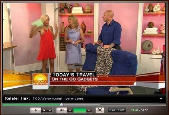 On the Today Show With Guest Host Tori Spelling
