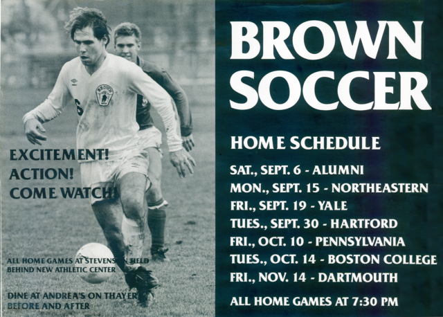 Brown Soccer