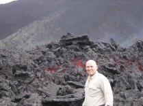 Guatemala Active Volcano