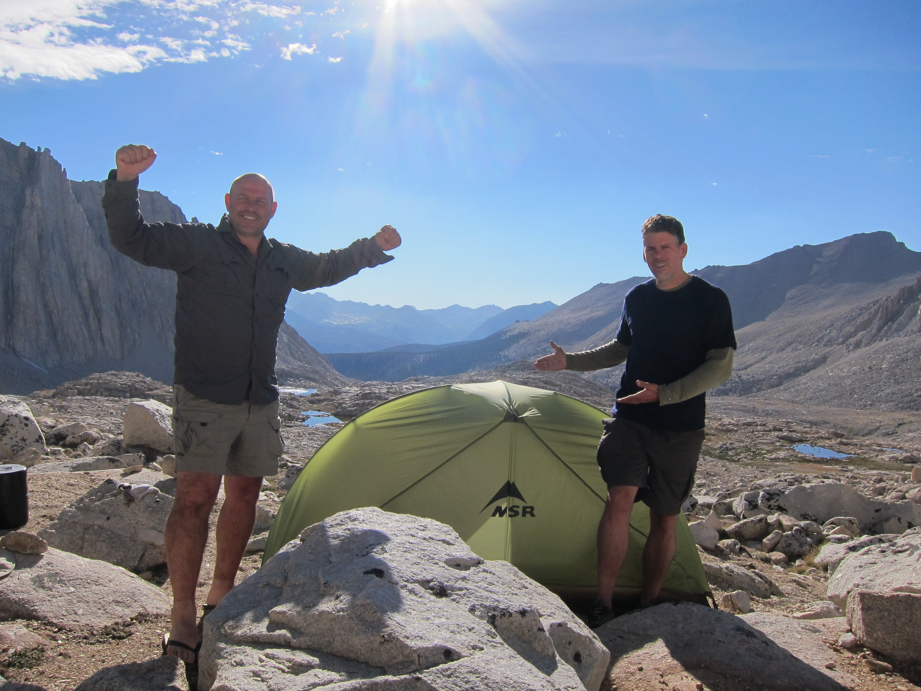 whitney, camping, msr tents, giampiero ambrosi