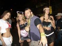 Giampiero Ambrosi Mr T Halloween