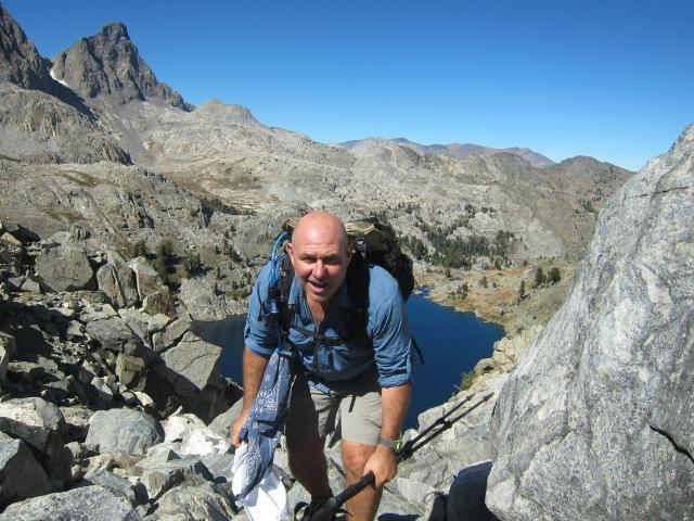 Sierra High Route. Giampiero Ambrosi