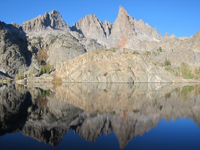 Minaret Lake. Giampiero Ambrosi